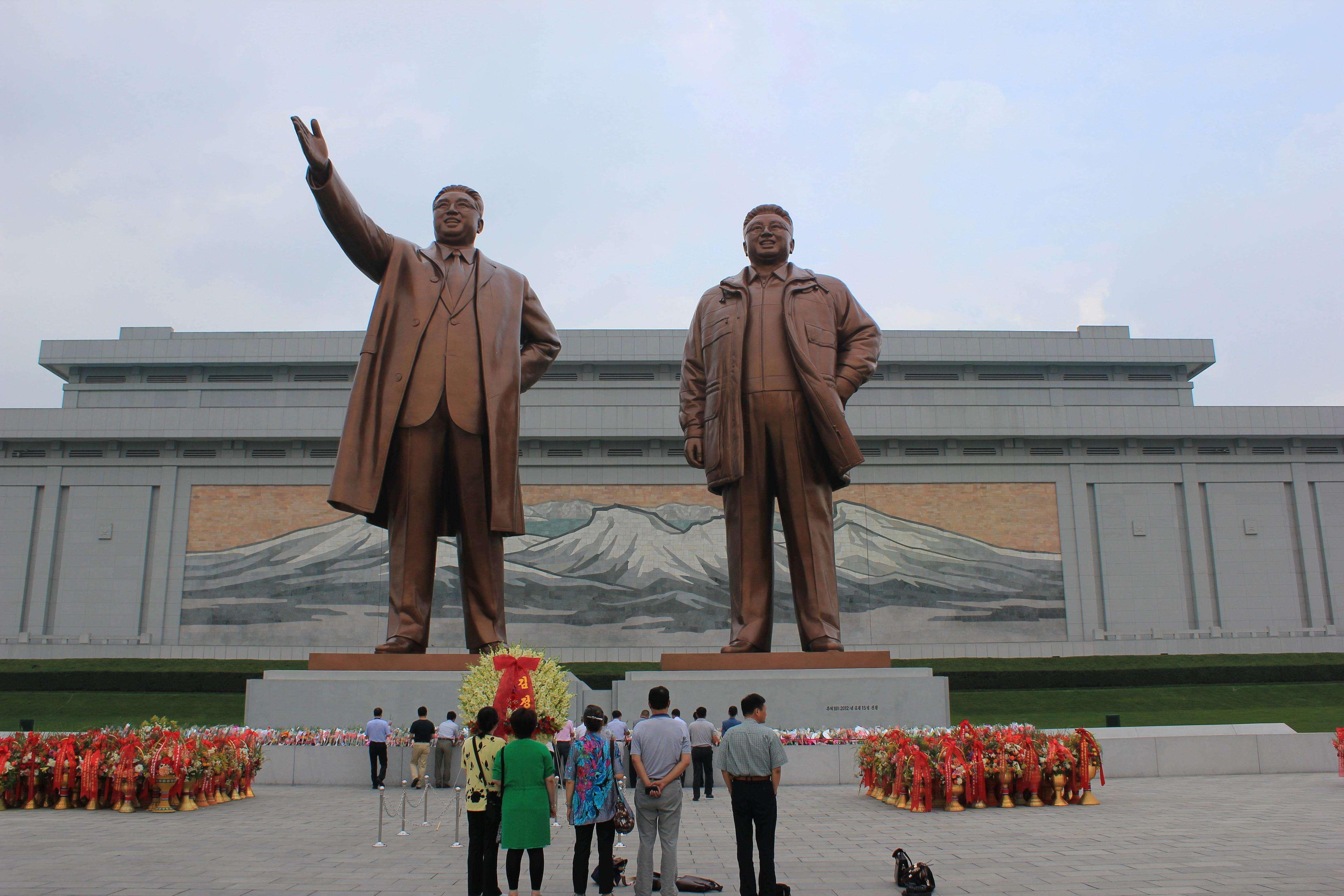 A3:朝鲜双卧8日--平壤、开城、金刚山、三日浦、侍中湖(◆◆◆朝鲜当地特级酒店住宿)
