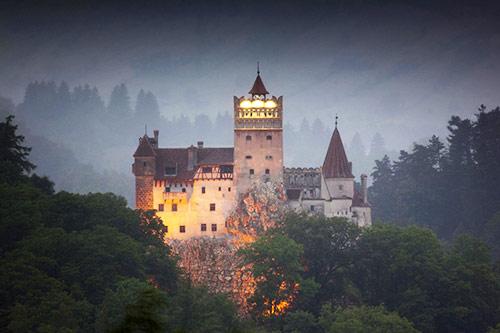 德古拉城堡